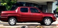 2012 Honda Ridgeline, Side View. , exterior, manufacturer