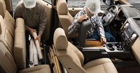 2012 Ford F-450 Super Duty, Front and back seat. , interior, manufacturer