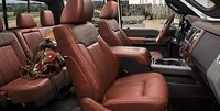 2012 Ford F-450 Super Duty, Front and back seat. , manufacturer, interior