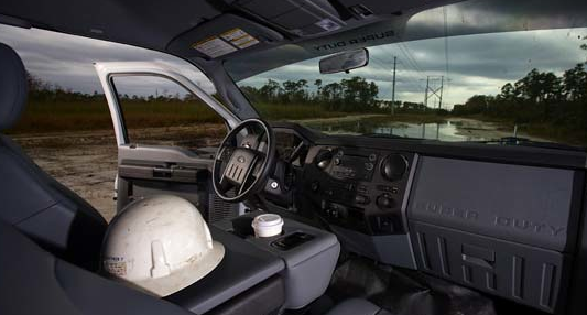 2012 Ford F-450 Super Duty, Front Seat. , manufacturer, interior