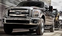 2012 Ford F-450 Super Duty, Front quarter view. , manufacturer, exterior