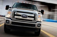 2012 Ford F-450 Super Duty, Front View. , exterior, manufacturer, gallery_worthy