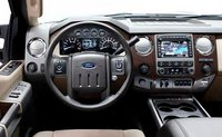2012 Ford F-350 Super Duty, Front Seat. , manufacturer, interior