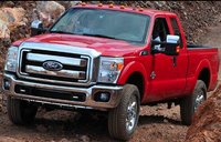 2012 Ford F-350 Super Duty, Front quarter view. , exterior, manufacturer