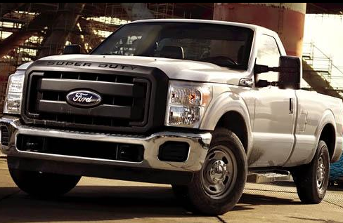 2012 Ford F-350 Super Duty, Front quarter view. , manufacturer, exterior