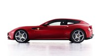 2012 Ferrari FF, Side View. , exterior, manufacturer
