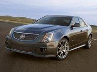 2012 Cadillac CTS-V, Front quarter view copyright AOL Autos. , exterior