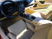 1986 Chevrolet Corvette Base, Picture of 1986 Chevrolet Corvette Coupe, interior
