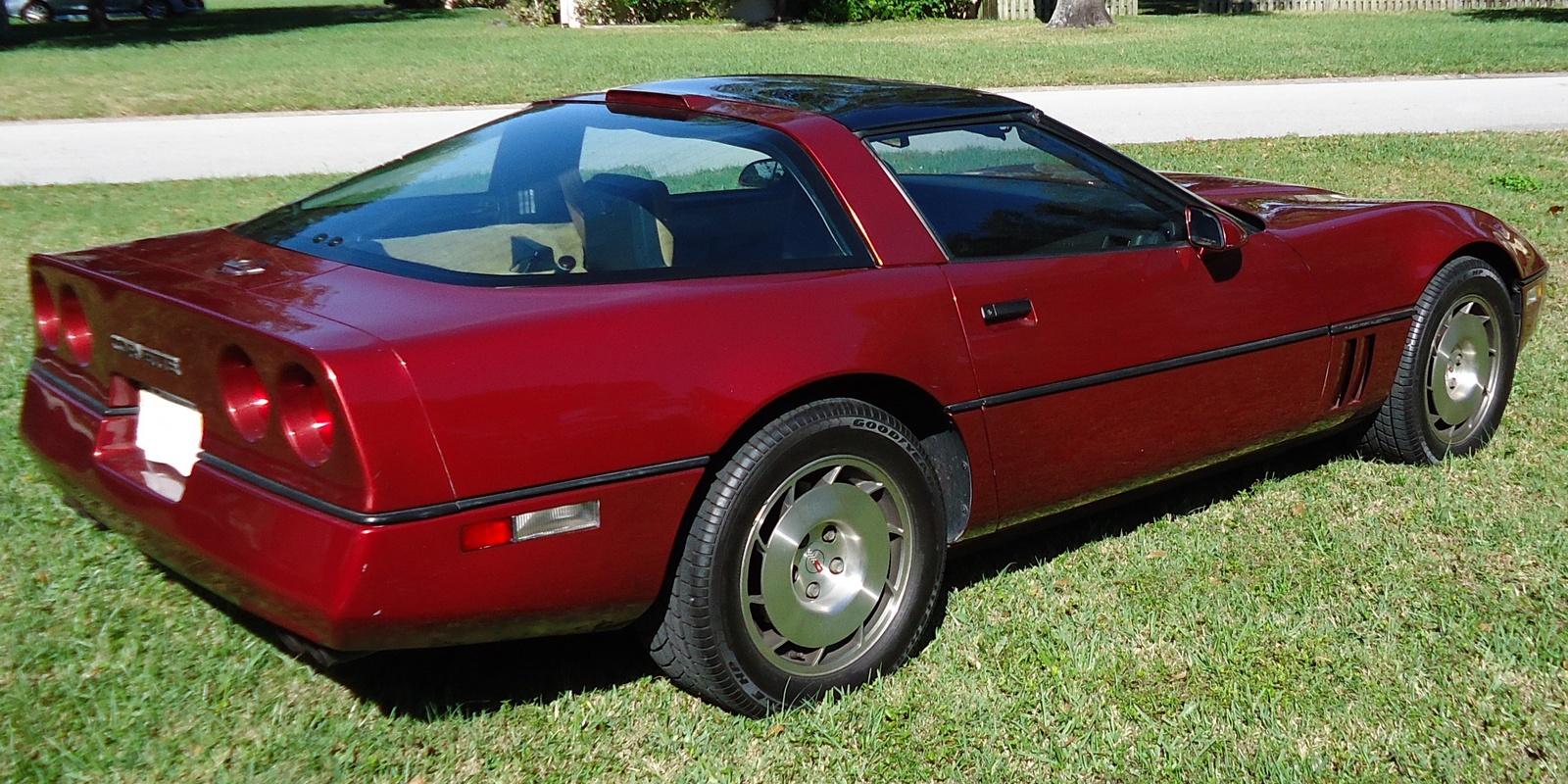 1986 Chevrolet Corvette Exterior Pictures Cargurus