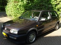 1993 Volkswagen Golf Overview