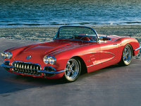 Picture of 1958 Chevrolet Corvette Coupe, exterior