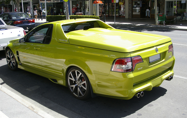 Picture of 2007 HSV Maloo
