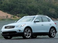 2012 Infiniti EX35 Base picture