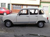 1991 Renault 4 Overview