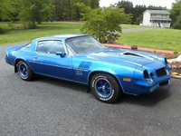 1978 Chevrolet Camaro, This is original paint, exterior, gallery_worthy