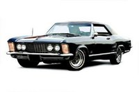 1964 Buick Riviera Overview