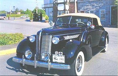 Picture of 1938 Buick Century, exterior