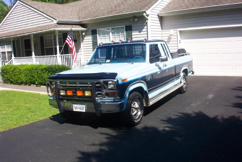 86 Ford F150 Xlt Lariat >> Ford F 150 Questions Anyone Interested In A 86 Lariat Xlt 130k