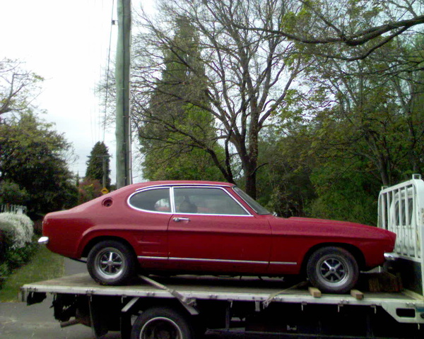 Picture of 1972 Ford Capri