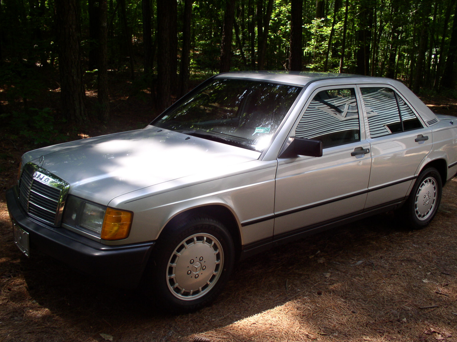 301 moved permanently for Mercedes benz 190 e