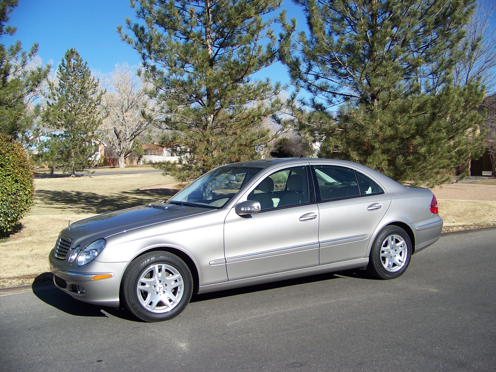 2005 mercedes benz e320 owners manual ggettquik for Mercedes benz e320 manual