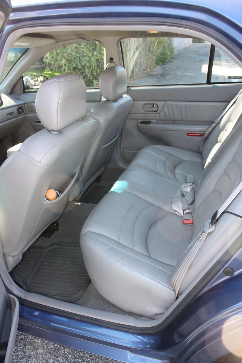 1999 Buick Century - Interior Pictures