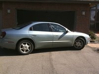 2003 Oldsmobile Aurora 4 Dr 4.0 Sedan picture, exterior