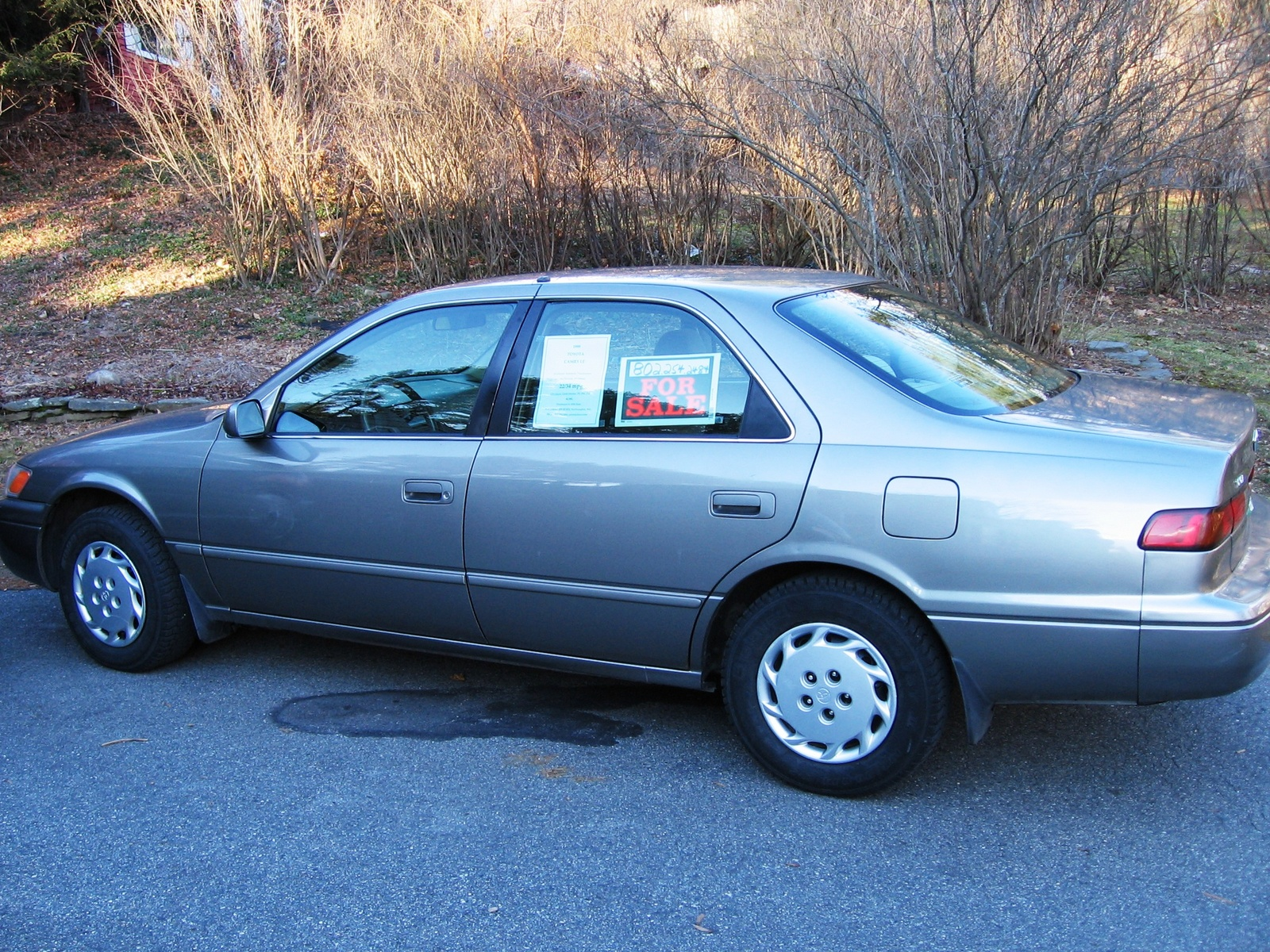 1999 Toyota Camry Pictures Cargurus