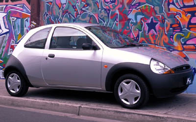 Picture of 2001 Ford Ka