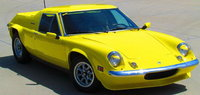 1972 Lotus Europa Overview