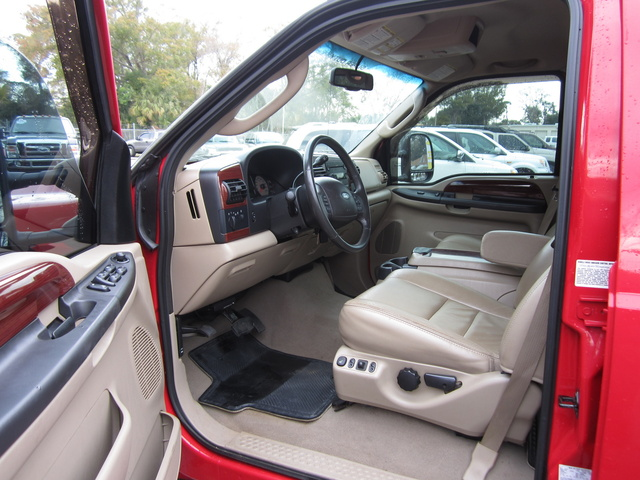 2006 Ford F-350 Super Duty - Interior Pictures