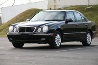2002 Mercedes-Benz E-Class E320 4MATIC, Picture of 2002 Mercedes-Benz E-Class 4 Dr E320 4MATIC AWD Sedan, exterior