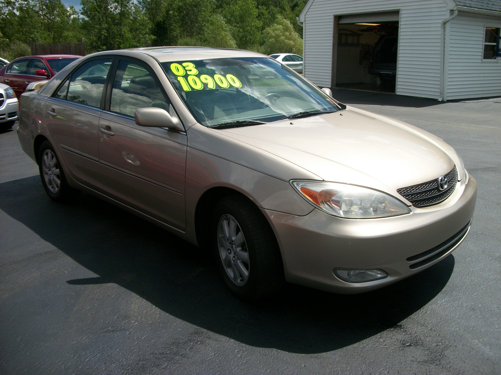 2003 toyota camry xle v6 reviews. Black Bedroom Furniture Sets. Home Design Ideas