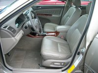 Picture of 2003 Toyota Camry XLE V6, interior