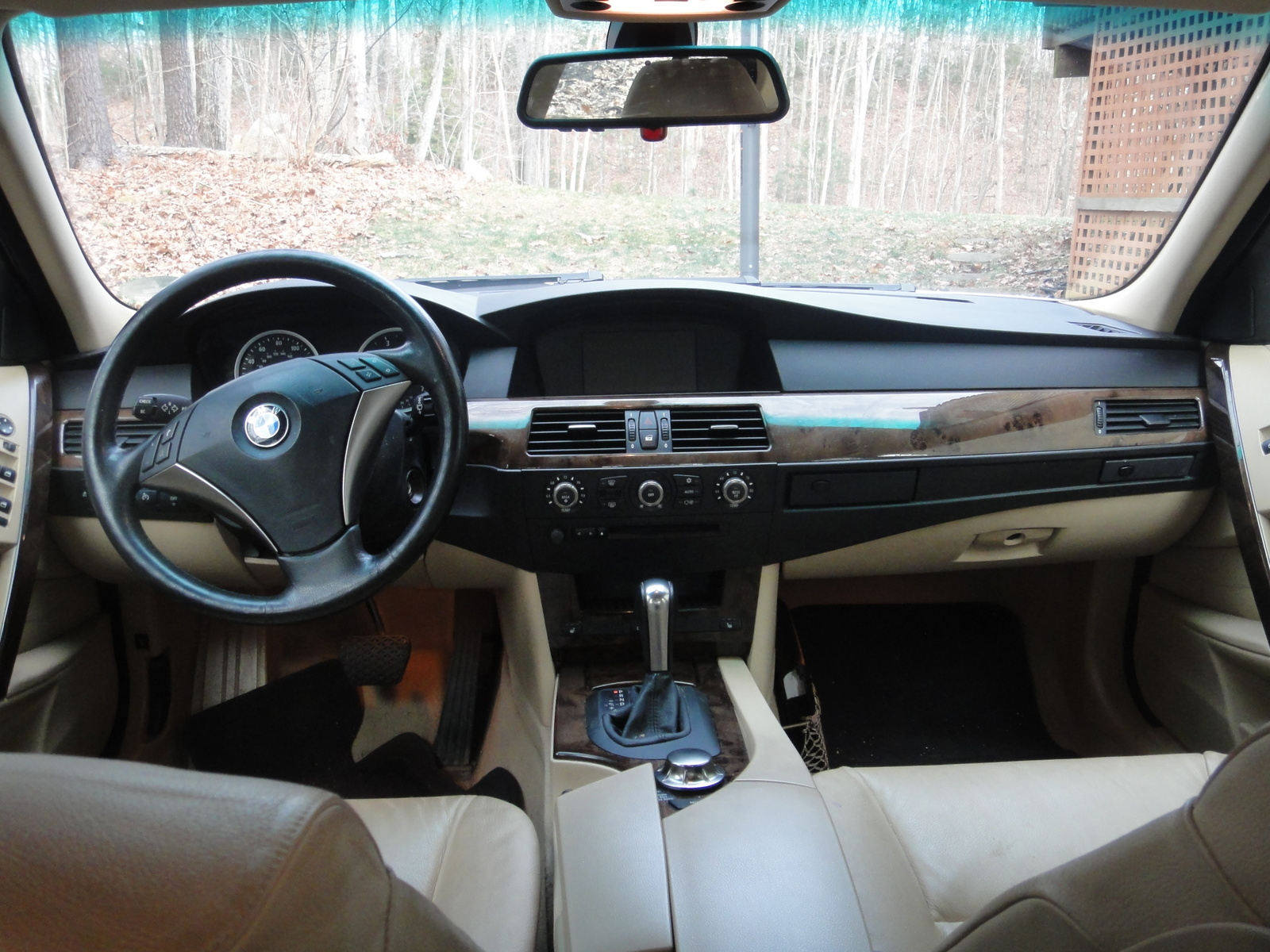2005 bmw 5 series interior pictures cargurus. Black Bedroom Furniture Sets. Home Design Ideas