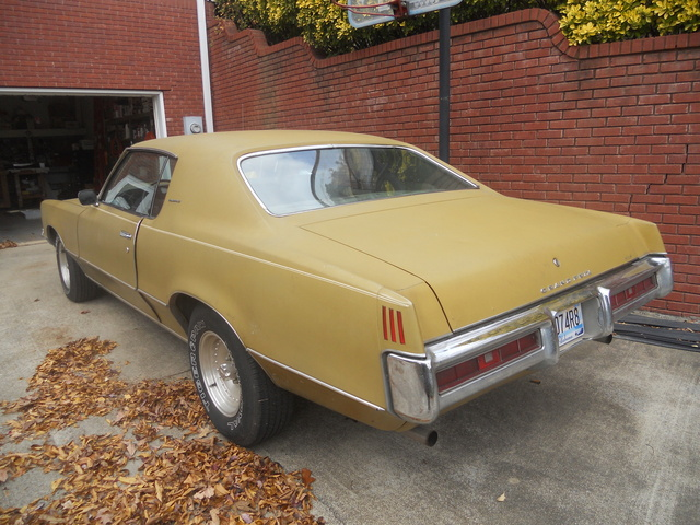 Picture of 1970 Pontiac Grand Prix, exterior, gallery_worthy