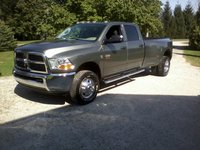 Picture of 2011 Ram 3500 ST Crew Cab 8 ft. Bed DRW 4WD, exterior, gallery_worthy