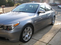 2007 BMW 5 Series 530i picture, exterior