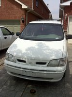 1998 Oldsmobile Silhouette 4 Dr GLS Passenger Van Extended, after 13 years, exterior