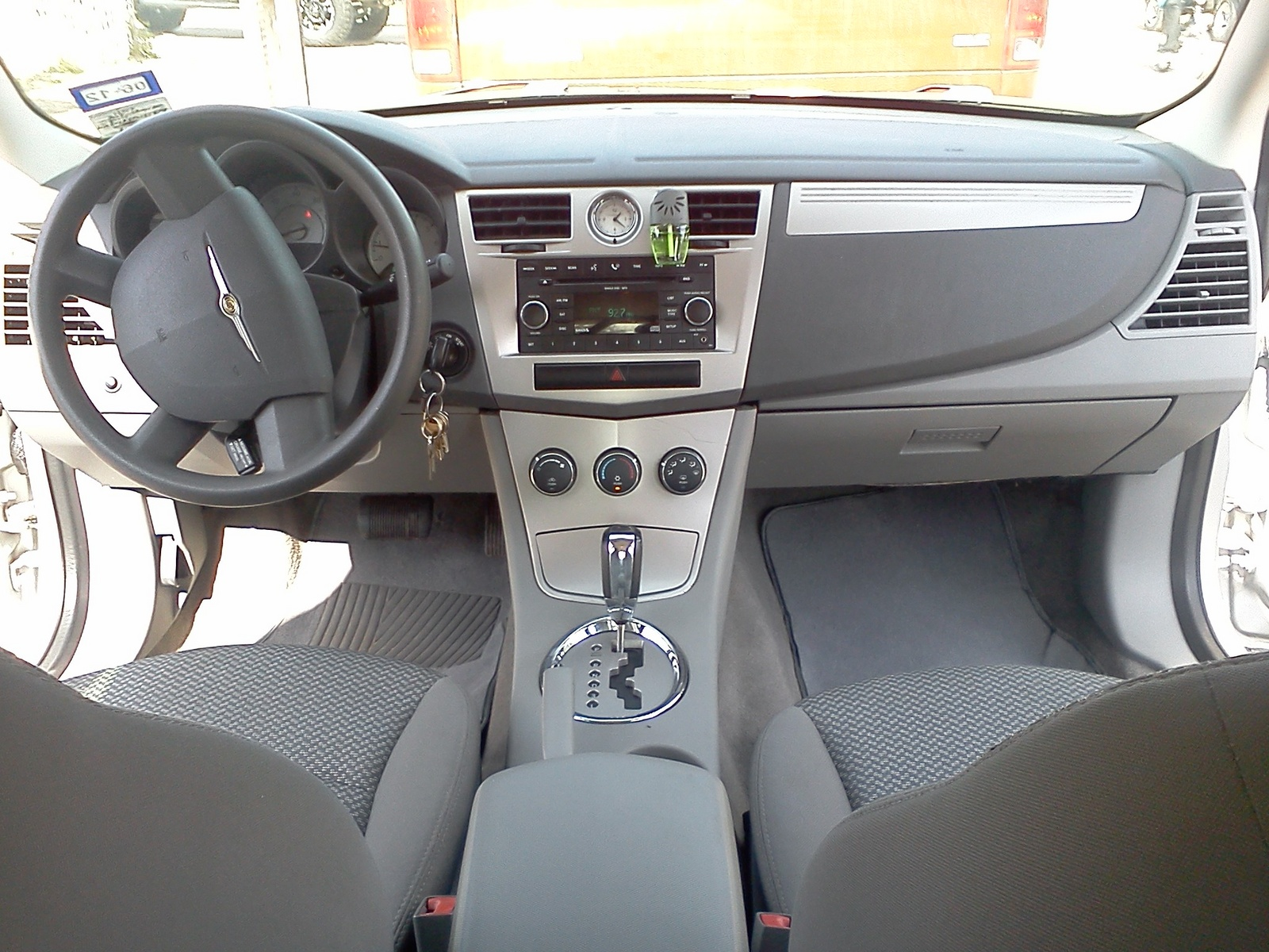 2008 Chrysler Sebring Interior Parts
