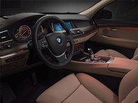 2012 BMW 5 Series Gran Turismo, interior front driver, interior, manufacturer
