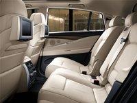 2012 BMW 5 Series Gran Turismo, interior rear full view, interior, manufacturer, gallery_worthy