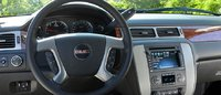 2012 GMC Yukon XL, interior front drivers controls, interior, manufacturer