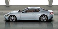 2012 Maserati GranTurismo S, exterior full side view, exterior, manufacturer