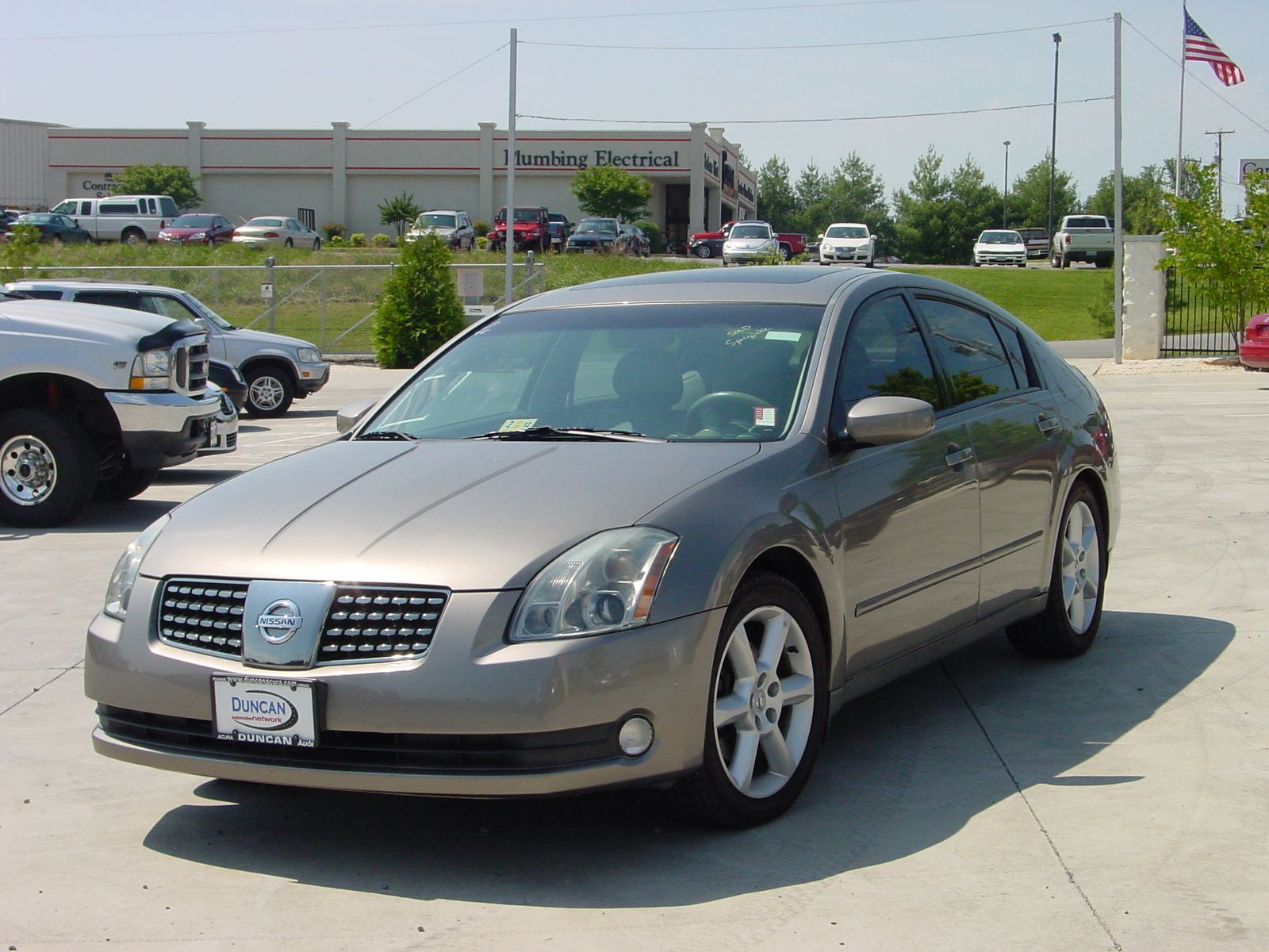2006 Nissan Maxima Pictures Cargurus
