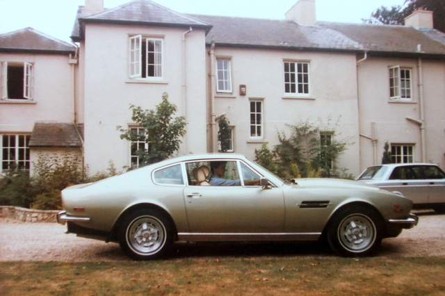 Picture of 1983 Aston Martin V8 Vantage