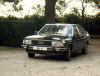 1981 Audi 100 Overview