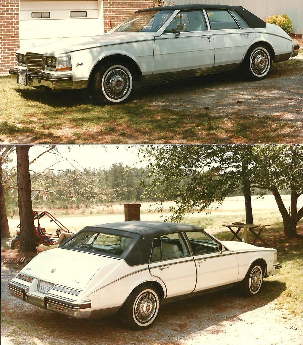 Cadillac Seville Questions