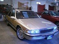 1996 Buick Roadmaster 4 Dr Estate Wagon, rollin sofa II, exterior