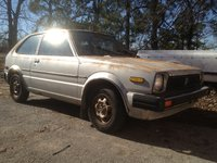 1981 Honda Civic, she need paint but she is like driving a dream, exterior, gallery_worthy